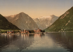 Free Picture of Balholm, Sognefjord, Norway