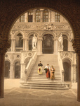 Free Picture of Staircase of the Giant's at Doge's Palace