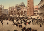Free Picture of St Mark's Square, Venice