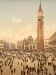 Free Picture of Piazza San Marco Concert