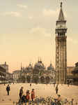 Free Picture of Bird Feeders, St Mark's Square