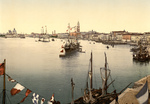 Free Picture of Harbor in Venice