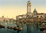 Free Picture of St. Peter's Church, Venice, Italy