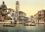 Free Picture of San Geremia Church, Venice, Italy