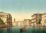 Free Picture of Gondolas, Venice, Italy