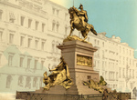 Free Picture of Equestrian Monument, Venice, Italy