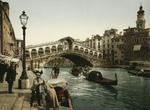 Free Picture of The Rialto Bridge, Venice, Italy