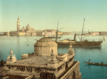 Free Picture of Boats in Harbor, Venice, Italy