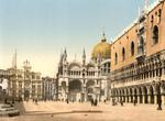 Free Picture of Piazzetta di San Marco