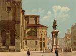 Free Picture of Santi Giovanni e Paolo Church and Statue