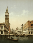 Free Picture of St. Mark's Place, Venice, Italy