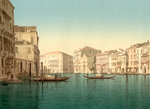 Free Picture of Grand Canal, Venice, Italy