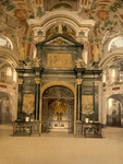 Free Picture of Chapel at Einsiedeln Abbey, Switzerland