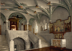 Free Picture of Interior of a Chapel in Zurich