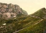Free Picture of Railway and Rochers de Naye, Switzerland