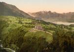 Free Picture of Gast and Kurhaus, Obwalden, Unterwald, Switzerland