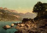 Free Picture of Wallenstadt Lake, Switzerland