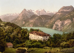 Free Picture of Hotel Near Lake Lucerne, Switzerland