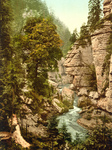 Free Picture of Edmunds Klamm, Bohemian Switzerland