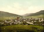 Free Picture of Village of Prachatitz, Bohemian Switzerland