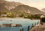 Free Picture of Boat Near Bonigen, Switzerland