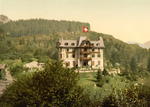 Free Picture of Brunig Spring House in Switzerland