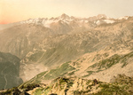 Free Picture of Viewpoint of Furka Pass, Switzerland