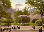 Free Picture of Music Pavillion in Interlaken, Switzerland