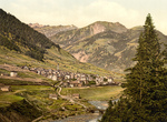 Free Picture of St. Gotthard Railway in Airolo, Switzerland