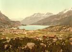 Free Picture of Maloja in Switzerland