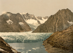 Free Picture of Marjelensee Glacier, Switzerland
