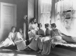 Free Picture of Dancers of Isadora Duncan