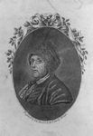 Free Picture of Benjamin Franklin With Fur Hat and Glasses