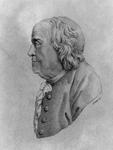 Free Picture of Benjamin Franklin in Profile