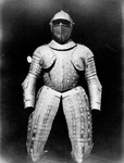 Free Picture of Suit of Armour That Belonged to Christopher Columbus