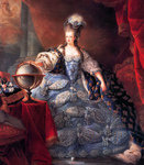 Free Picture of Queen Marie Antoinette