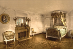 Free Picture of Bedroom of Marie Antoinette at Petit Trianon
