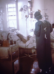 Free Picture of Doctor Caring for a Johannesburg, South African Marburg Virus Patient
