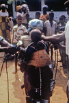 Free Picture of Nigerian Children Getting Vaccinated for Measles and Smallpox During the Biafran War