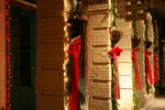 Christmas Decor, Jacksonville Oregon