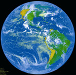 Earth, Big Blue Marble 01/01/1994