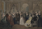 Franklin's Reception at the Court of France, 1778