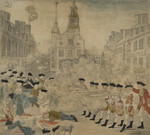 The Bloody Massacre Perpetrated in King Street, Boston