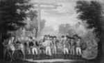 The British Surrendering Their Arms to Gen. Washington at York T