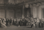 Franklin Before the Lords in Council, Whitehall Chapel, London