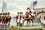 Surrender of Cornwallis at Yorktown