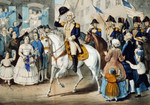 George Washington's Entry Into New York