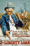Uncle Sam, Buy a United States Government Bond of the 2nd Liberty Loan of 1