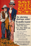 Save Seed Corn Now!