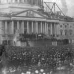 Inauguration of Mr. Lincoln, 4 March 1861